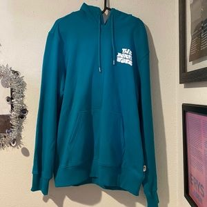 The North Face Logo Haze Pullover Hoodie